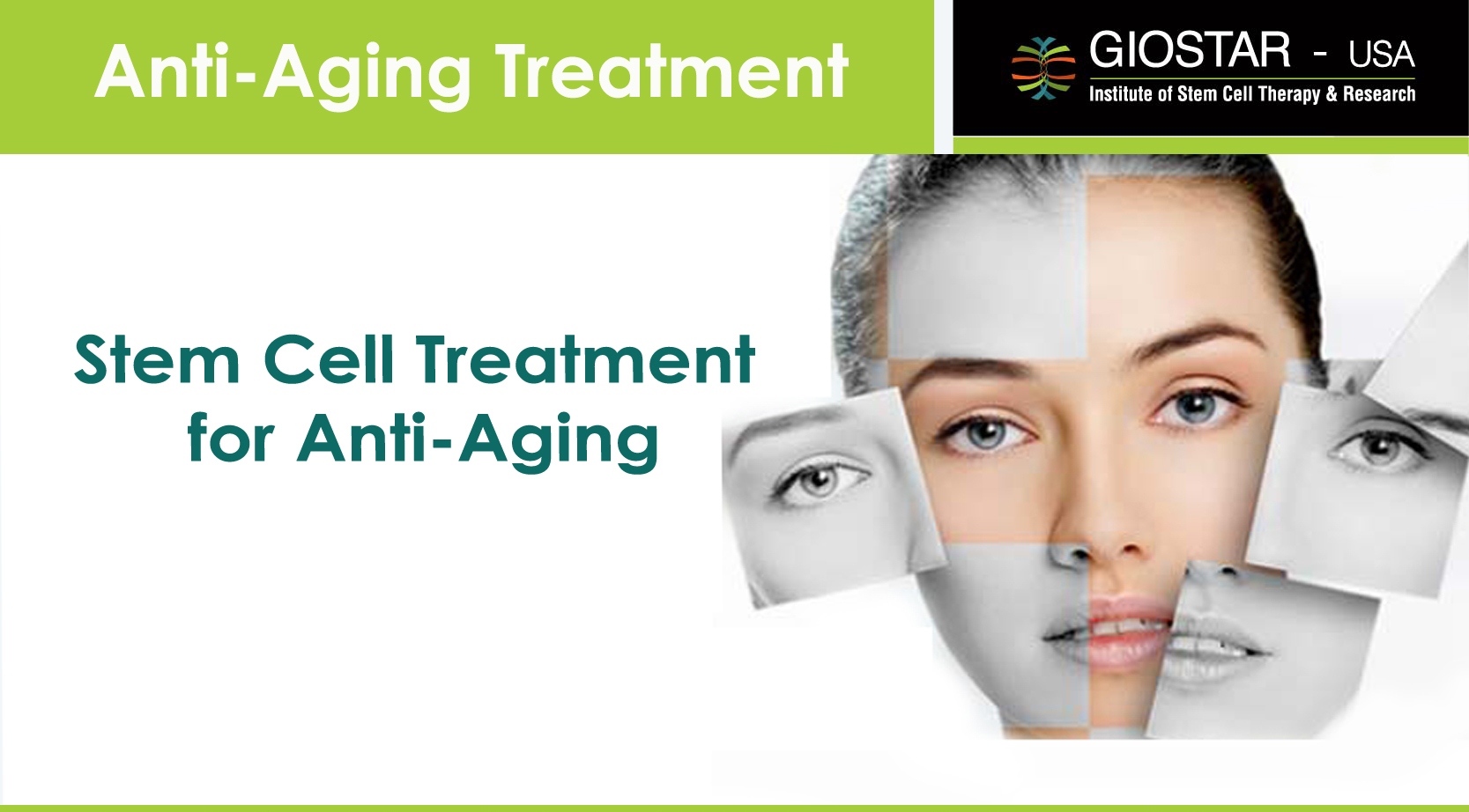 Anti-Aging Treatment - GIOSTAR