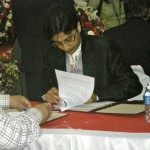 Giostar Surat Hospital MOU Signing