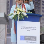 PM Mr. Modi Speach at GIOSTAR Hospital