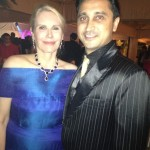 GIOSTAR CEO with Princess Rita of Rome