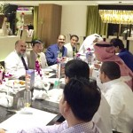 GIOSTAR CEO Mr. Deven Patel Visits Saudi Arabia