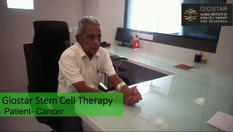 Cancer Cells Immunotherapy - Patient Testimonial
