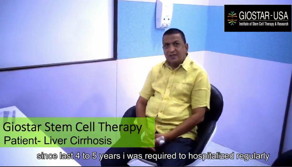 Live Cirrhosis Patient Testimonial GIOSTAR Hospital