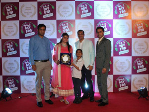 FM 94.3 Ahmedabad Entrepreneur & Excellence Awards 2017