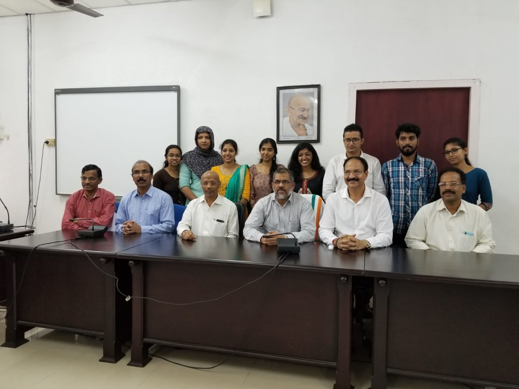 Chairman and Co-Founder of GIOSTAR Dr. Anand Srivastava Was Invited by Ministry of Human Resources Development, Government Of India To Train Indian Scientists In The Field Of Advanced Stem Cell Science